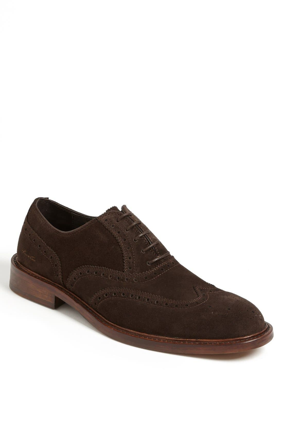 Alternate Image 1 Selected - Kenneth Cole New York 'Elite Class' Wingtip