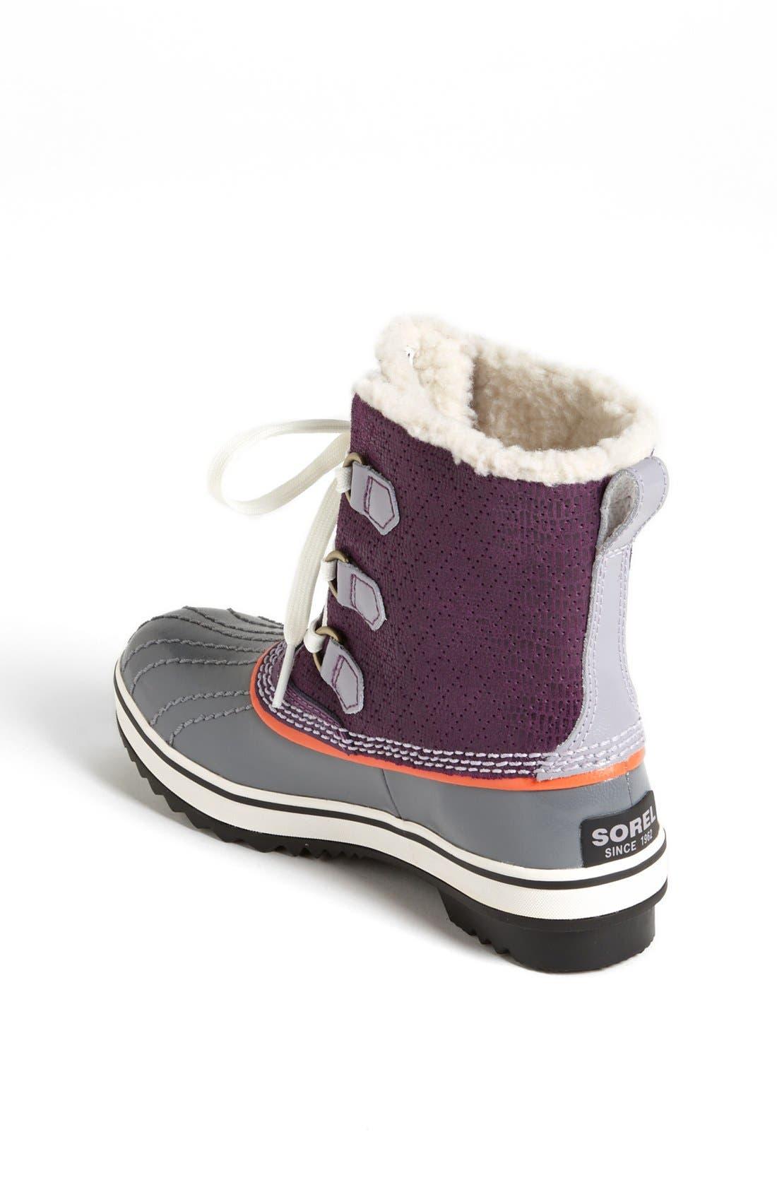Alternate Image 2  - SOREL 'Tivoli' Boot (Little Kid & Big Kid)