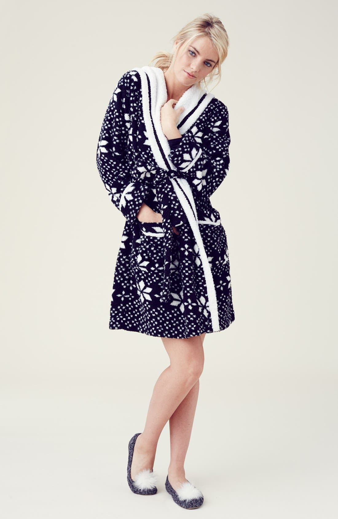 Alternate Image 4  - kensie 'Carissa Cozy' Robe