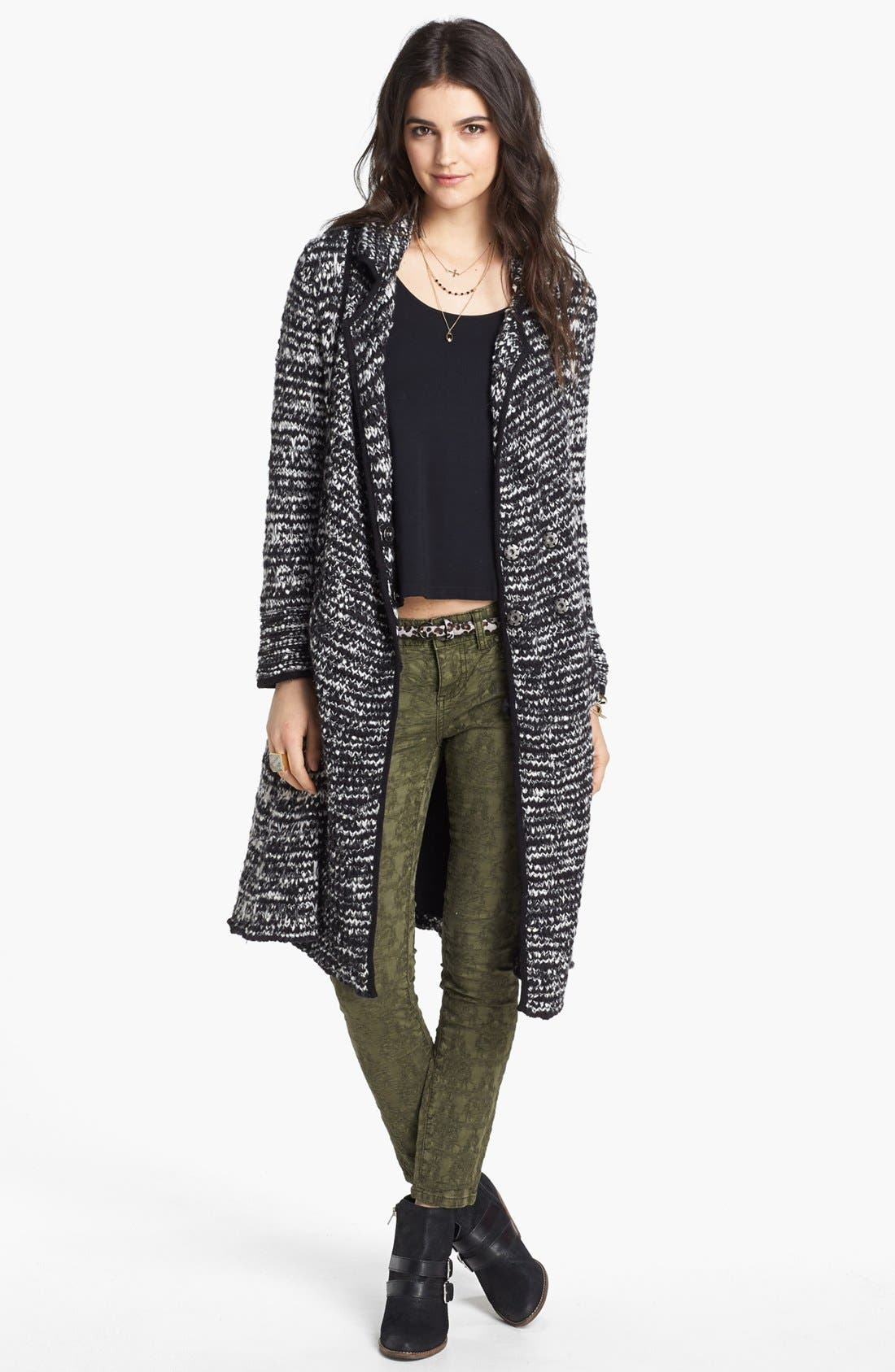 Main Image - Free People 'Last Dance' Duster Cardigan