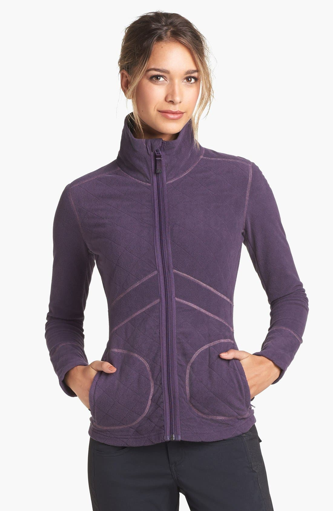 Main Image - prAna 'Dee Dee' Quilted Jacket