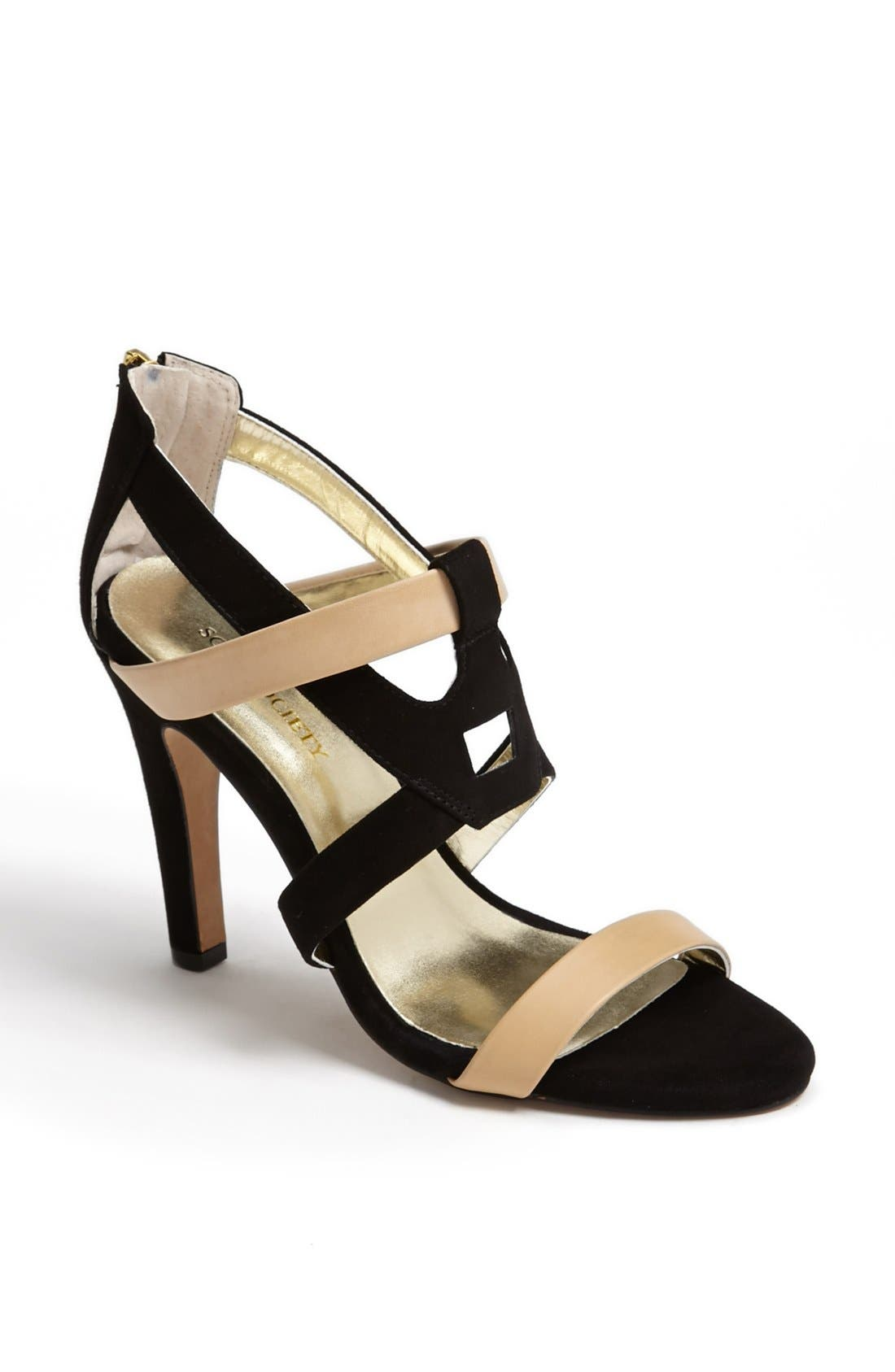 Alternate Image 1 Selected - Sole Society 'Dallas' Sandal