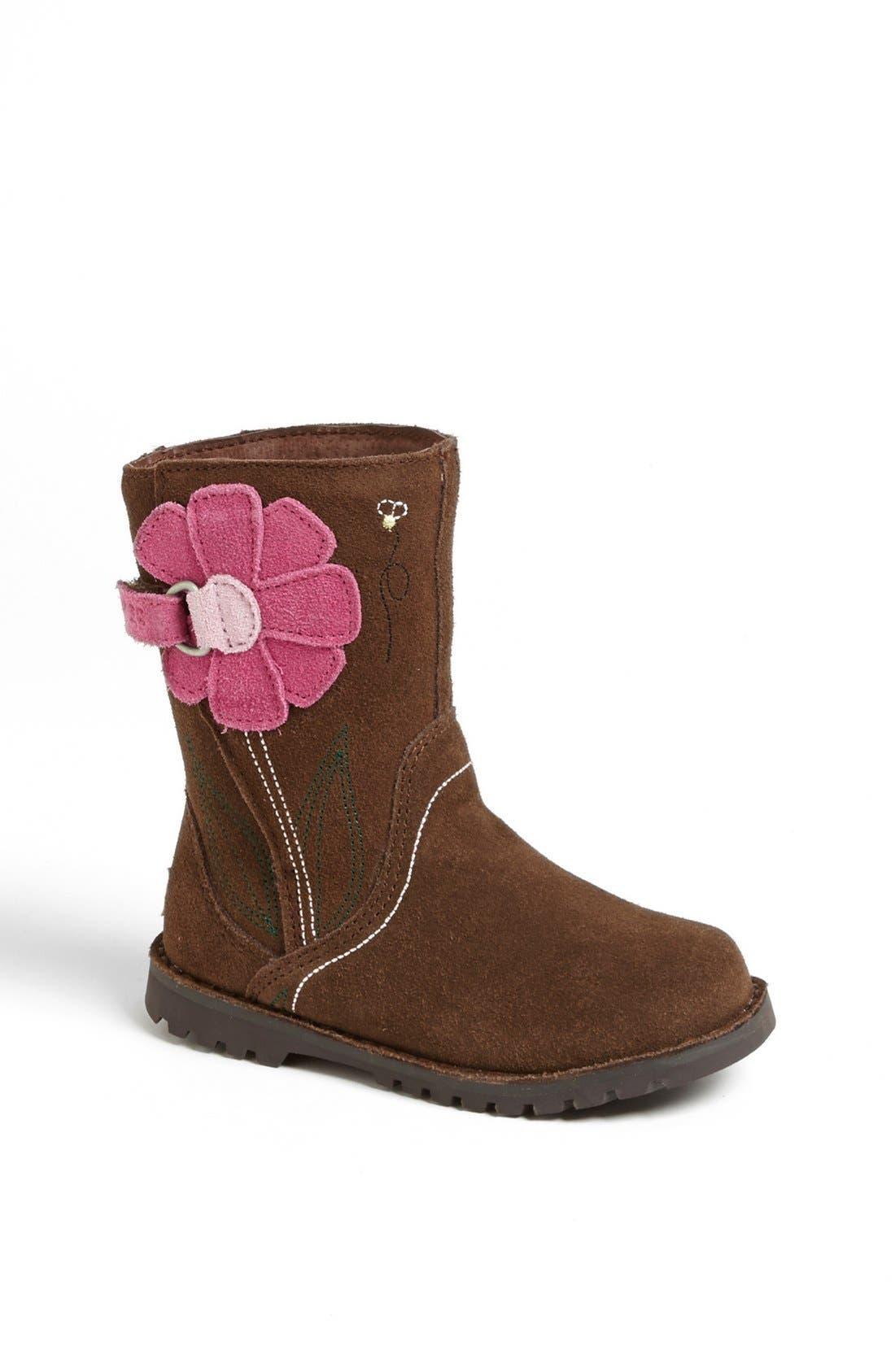 Alternate Image 1 Selected - UGG® Australia 'Blossom' Boot (Walker & Toddler)