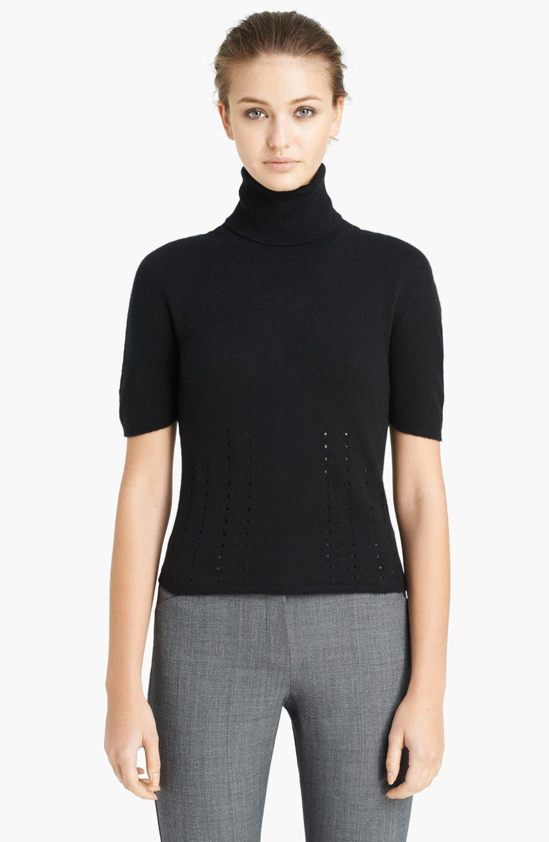 Alternate Image 1 Selected - Dolce&Gabbana Cashmere & Silk Turtleneck