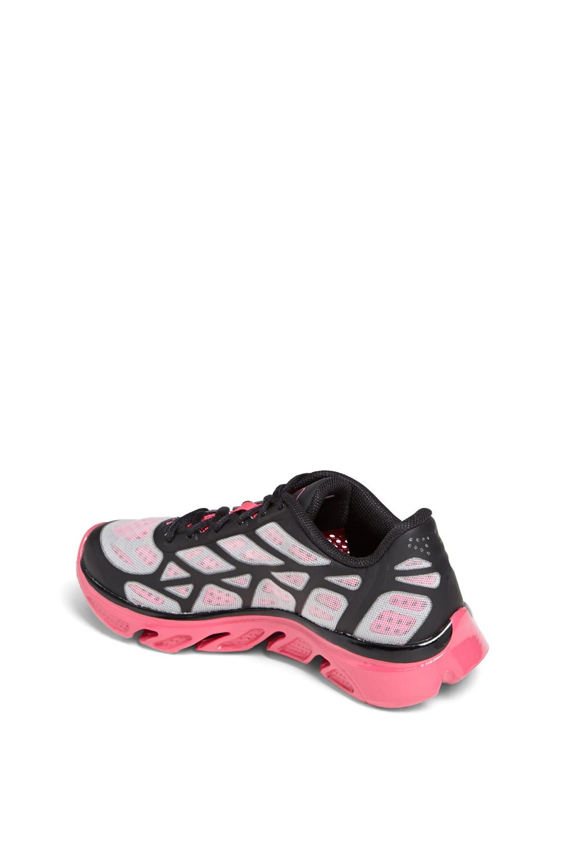 Alternate Image 2  - Under Armour 'Spine™ Vice Breast Cancer Awareness' Athletic Shoe (Big Kid)
