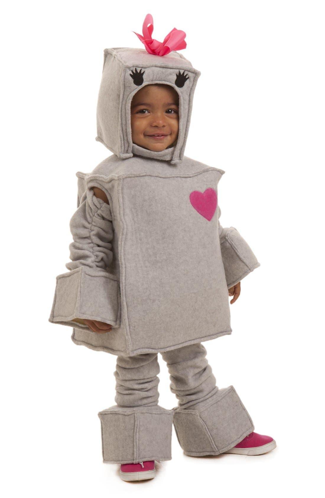Alternate Image 3  - Princess Paradise 'Rosalie the Robot' Costume (Baby)