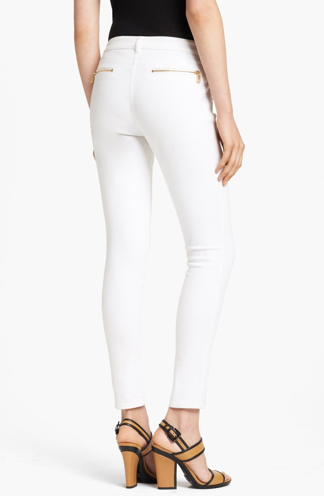 Alternate Image 2  - Michael Kors Skinny Jeans