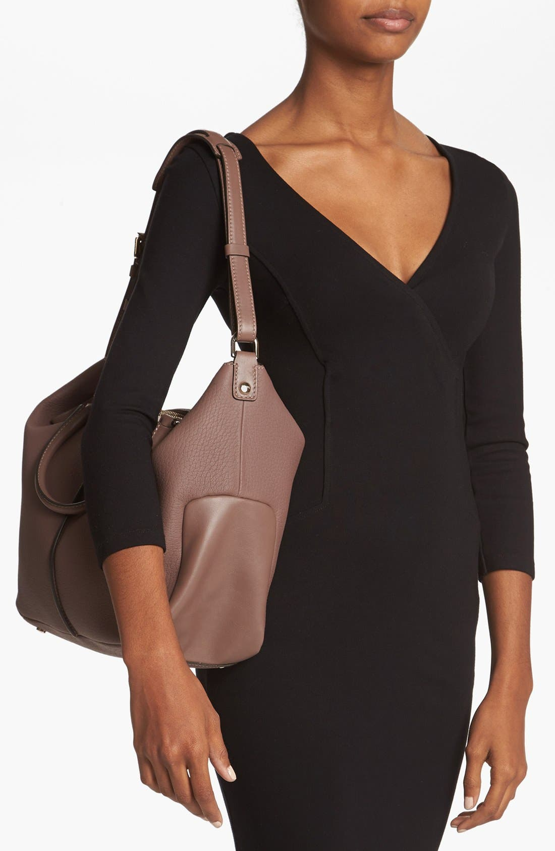 Alternate Image 2  - Tod's 'Classic Miky - Medium' Leather Tote