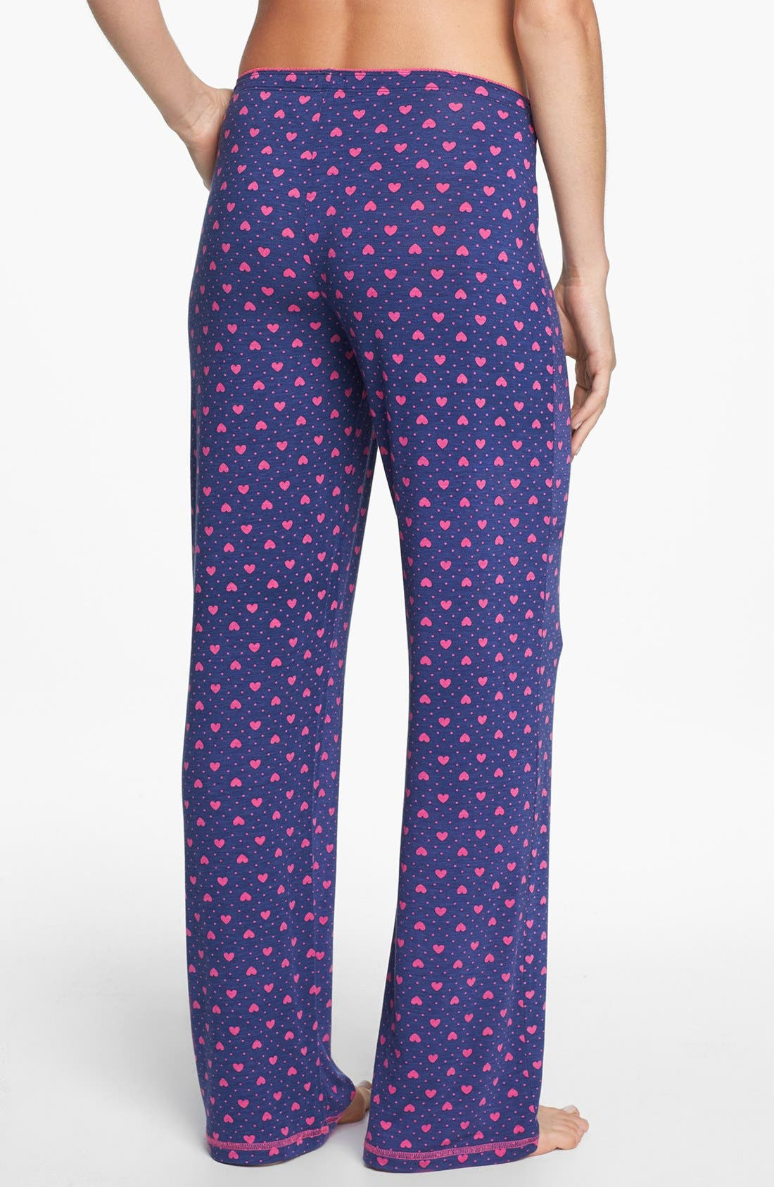Alternate Image 2  - PJ Salvage 'Queen of Hearts' Lounge Pants