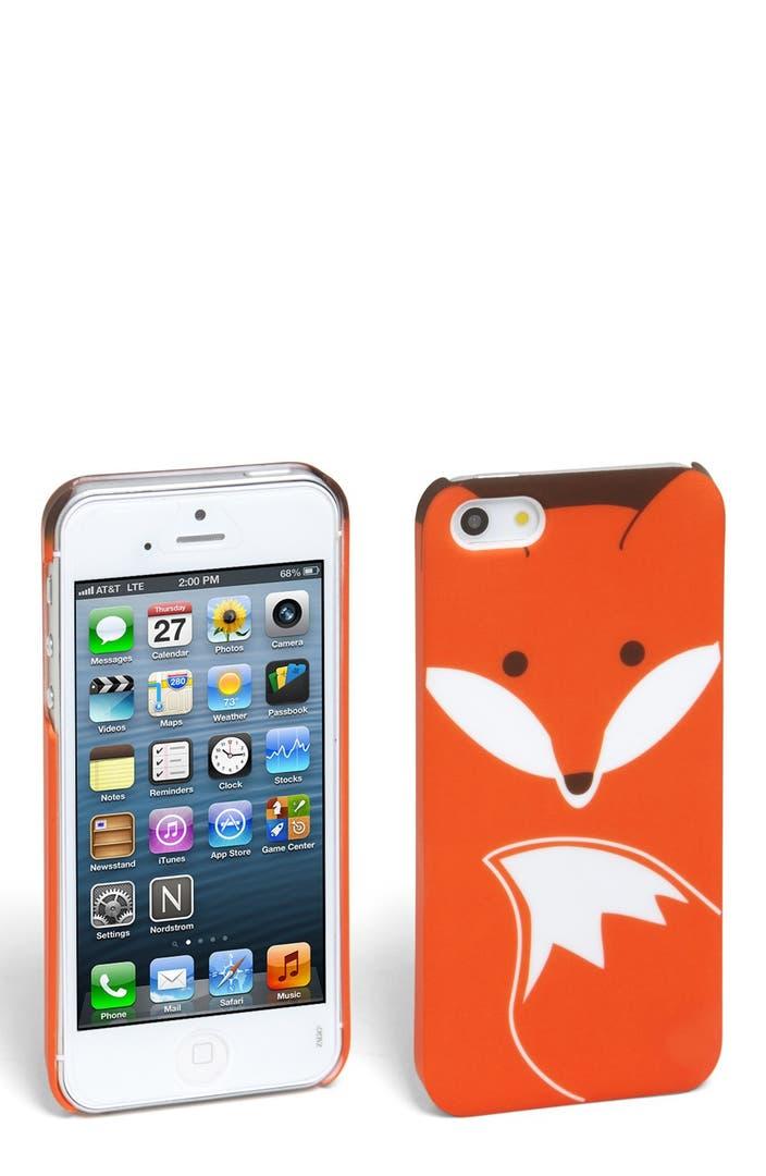 Tri Coastal Design Fox Iphone 5 Amp 5s Case Juniors
