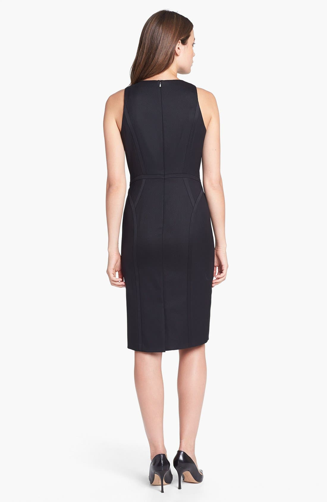 Alternate Image 2  - BOSS HUGO BOSS 'Daliva' Sheath Dress