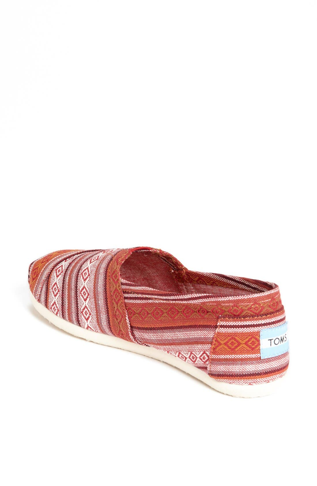 Alternate Image 2  - TOMS 'Seasonal Classic - Nepal' Slip-On (Women)