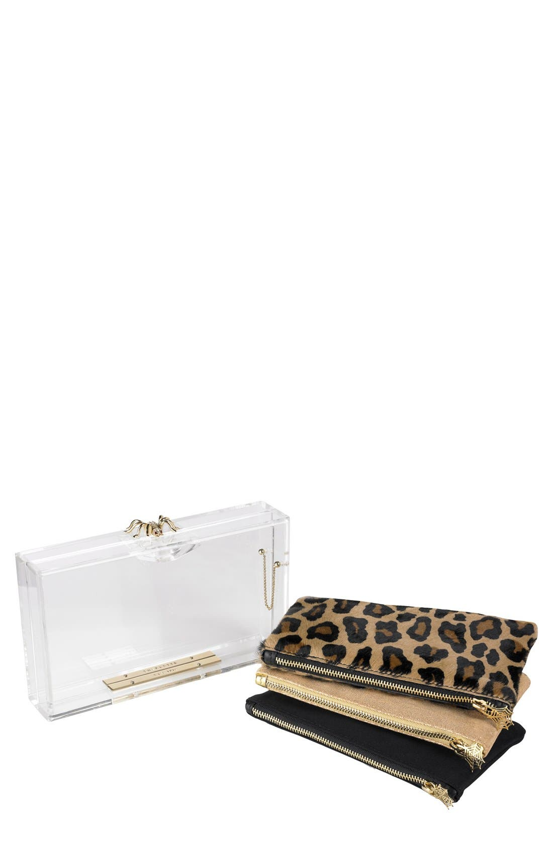 Alternate Image 1 Selected - Charlotte Olympia 'Pandora' Clutch