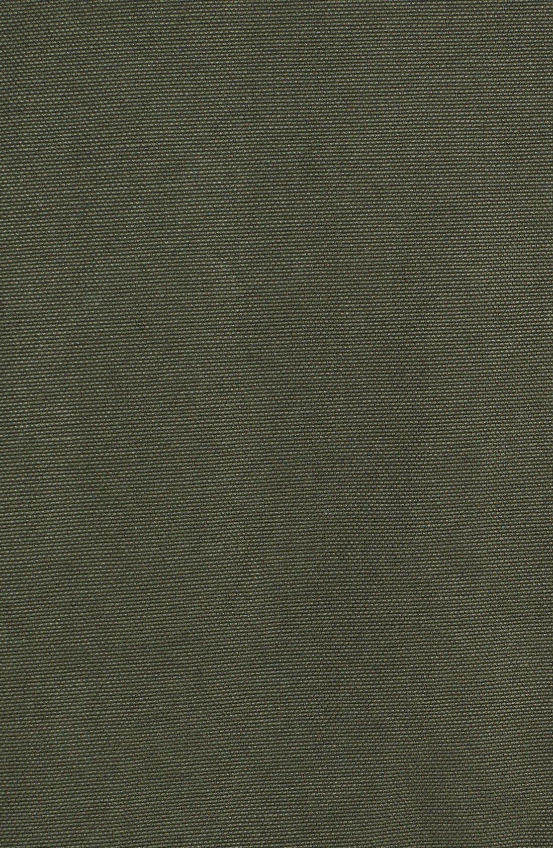 Alternate Image 3  - Scotch & Soda Military Jacket with Knit Sleeves