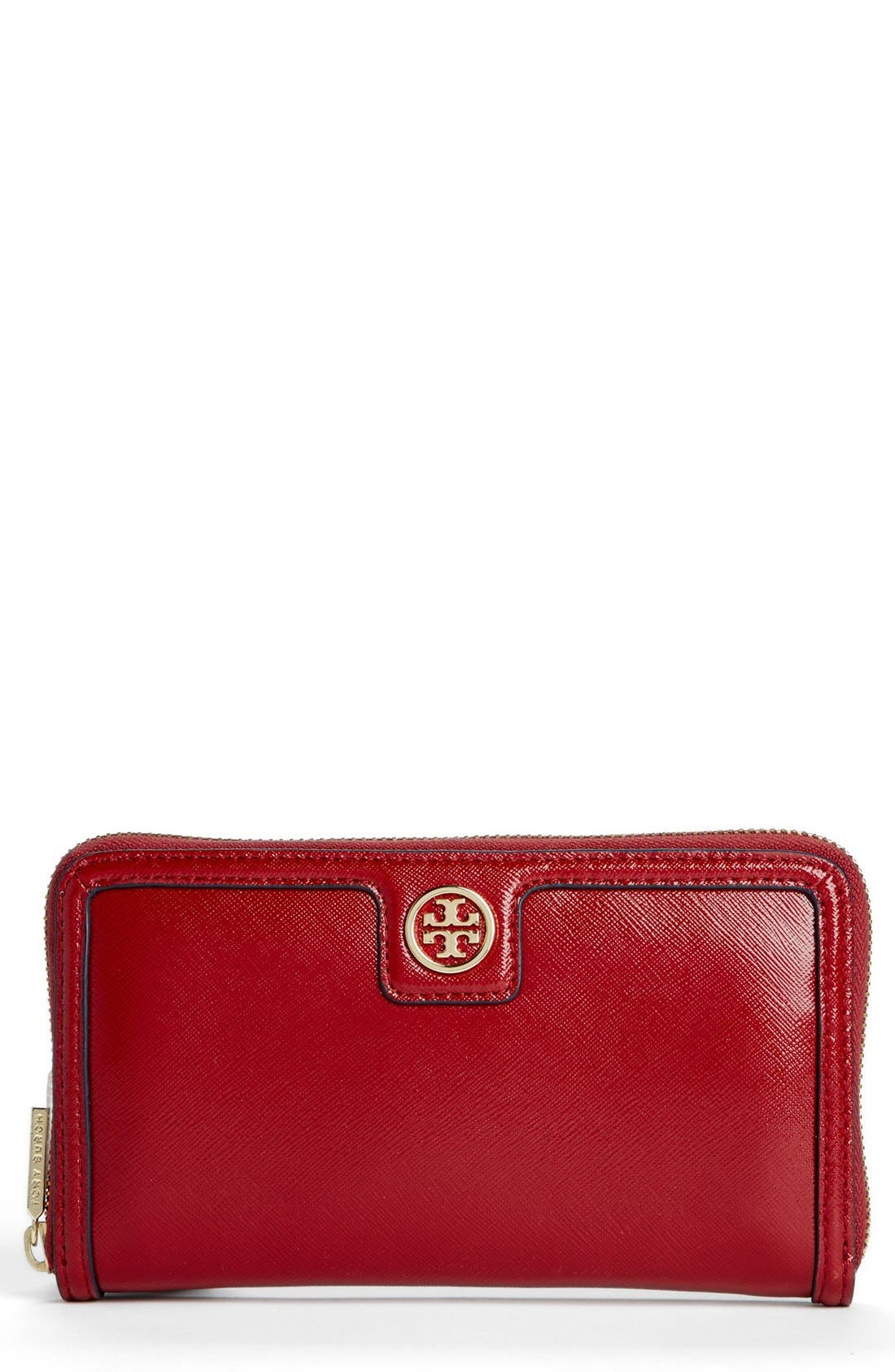 Alternate Image 1 Selected - Tory Burch Continental Wallet