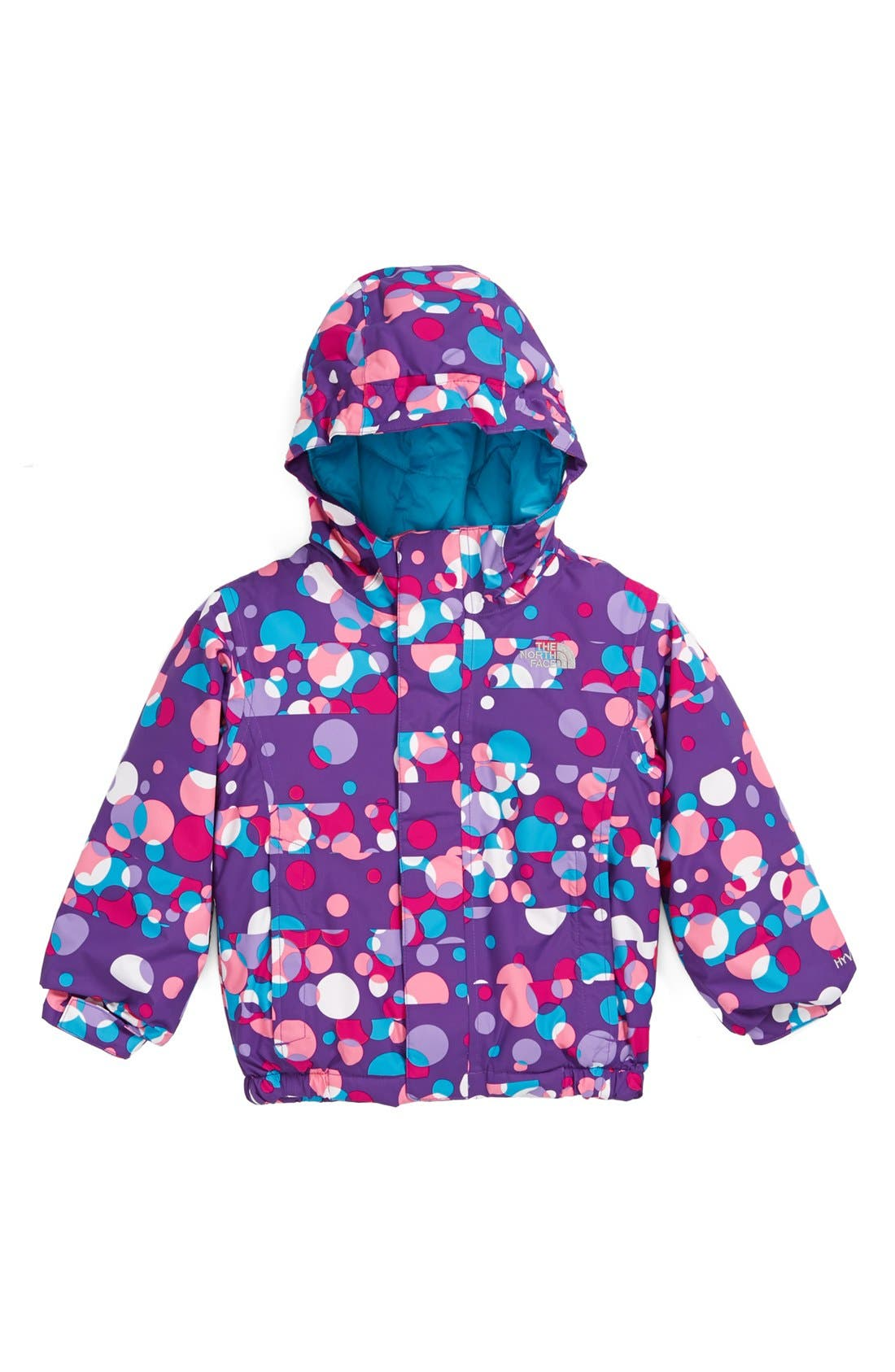Main Image - The North Face 'Chimmy' Insulated Jacket (Toddler Girls)