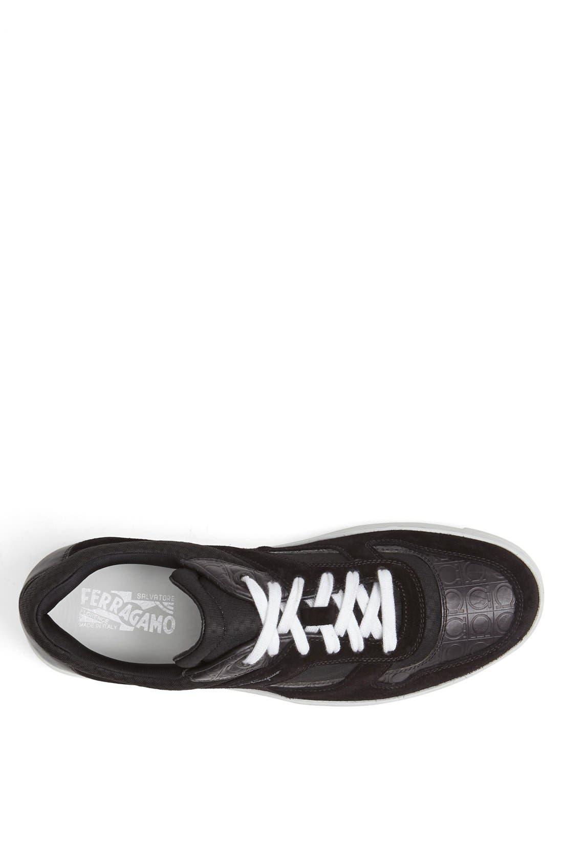 Alternate Image 3  - Salvatore Ferragamo 'Rey' Sneaker