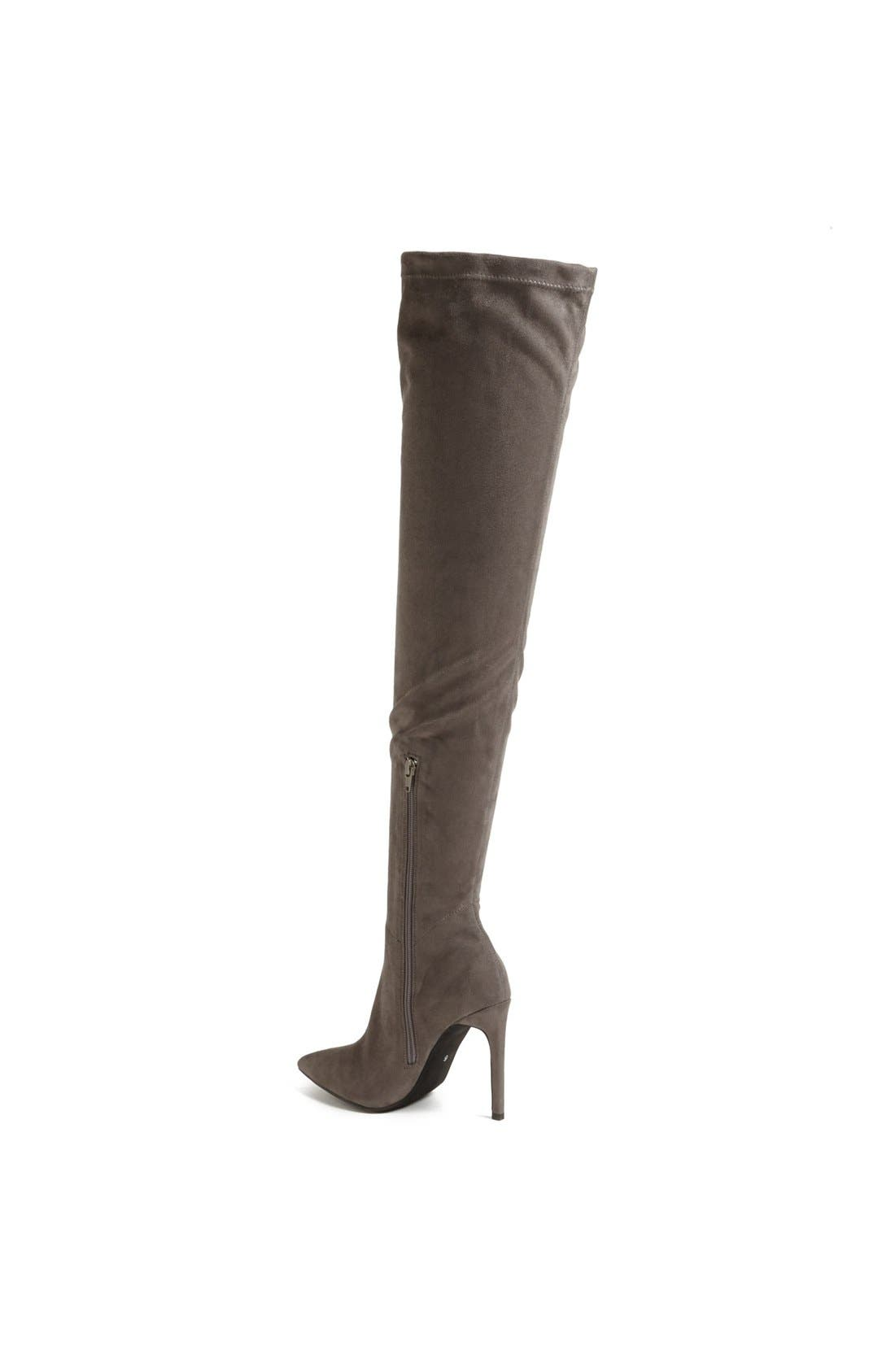 Alternate Image 2  - Jeffrey Campbell 'Essie' Over the Knee Stretch Boot