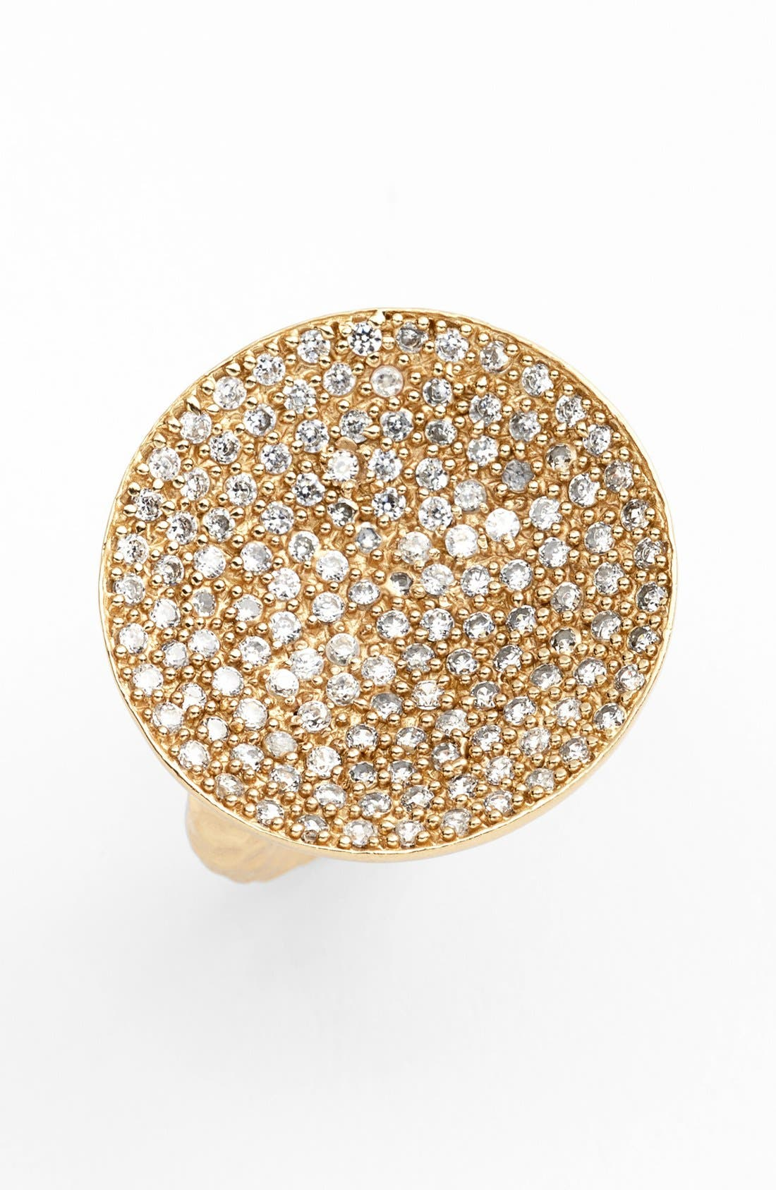 Main Image - Melinda Maria 'Nicole' Cocktail Ring
