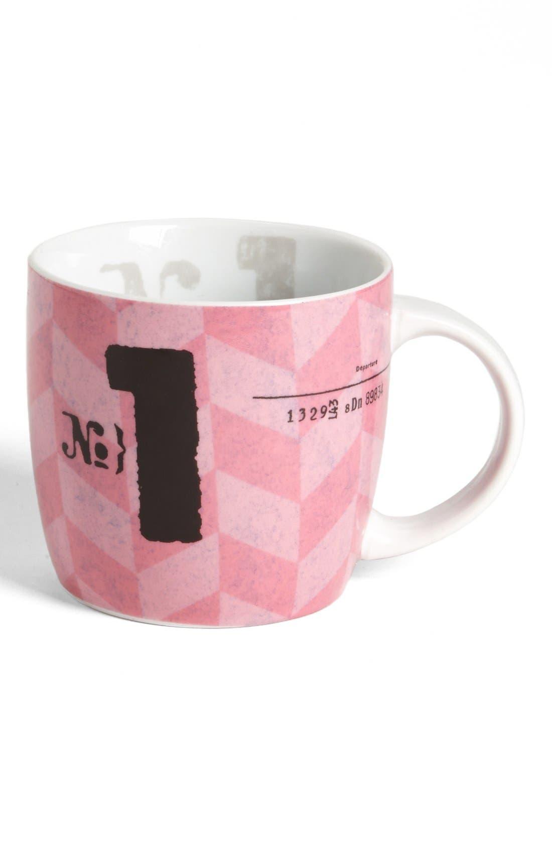 Alternate Image 1 Selected - Rosanna 'Lucky Number' Mug