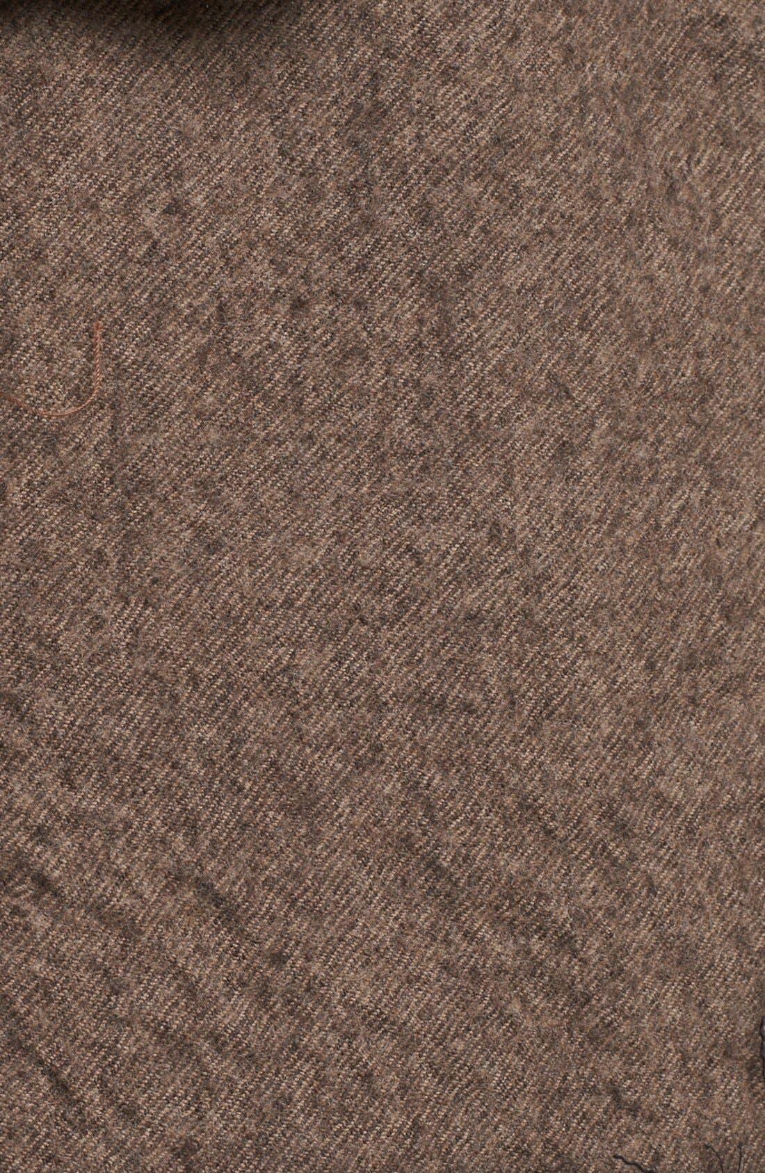 Alternate Image 3  - Junya Watanabe Patchwork Wool Overcoat