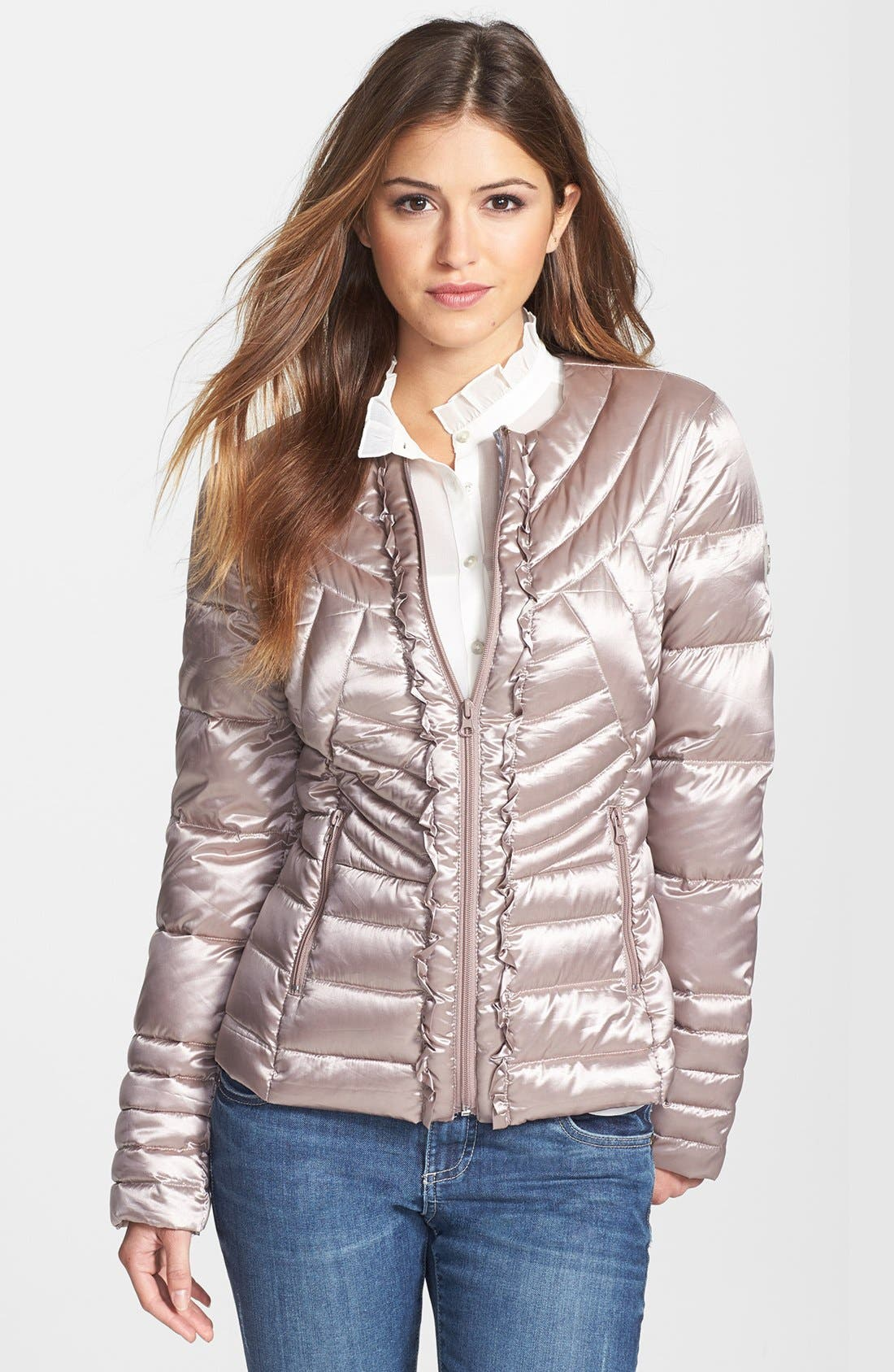 Bernardo fashions goose down jacket /