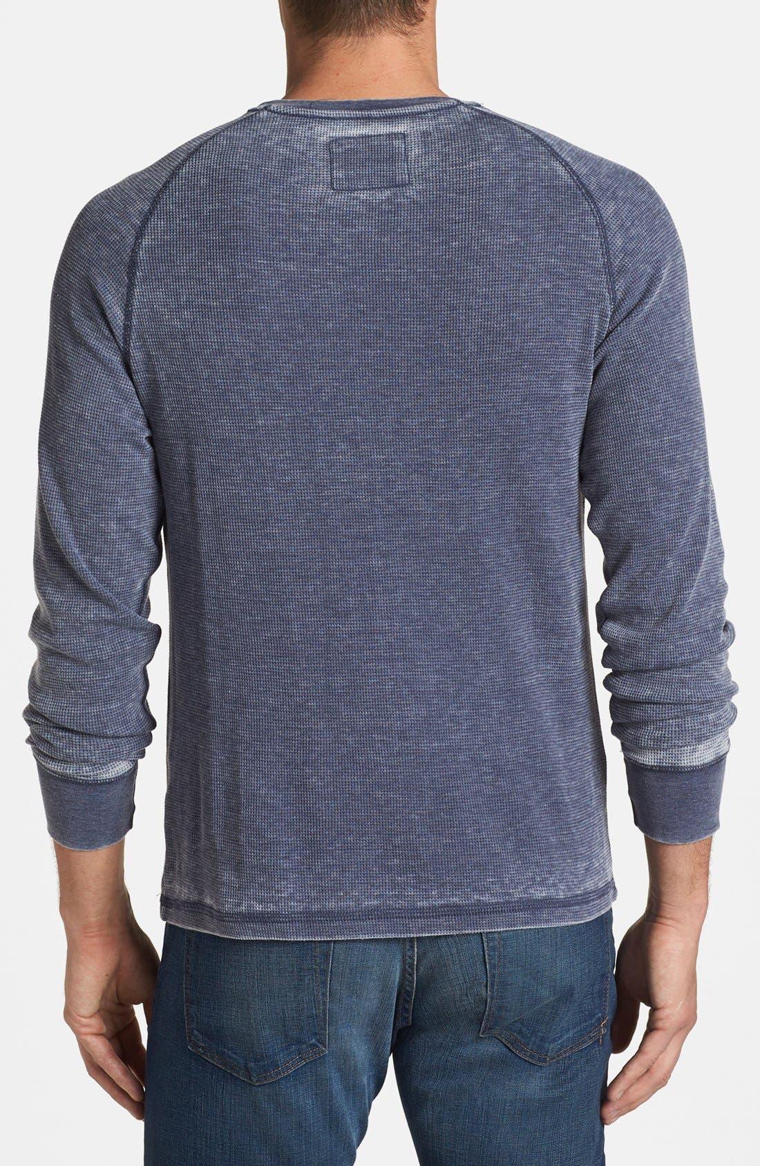 Alternate Image 2  - Red Jacket 'Dodgers - Thermal Burn' Long Sleeve T-Shirt