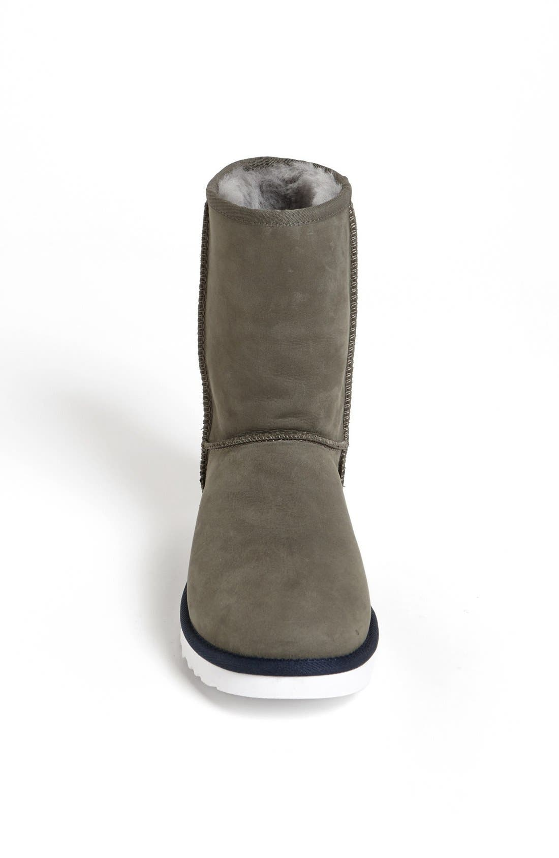 Alternate Image 3  - UGG® Australia 'Classic Short' Boot (Men)