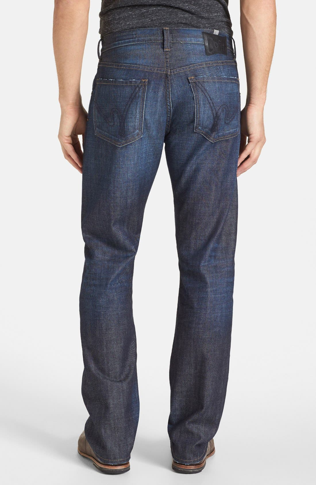 Alternate Image 2  - Citizens of Humanity 'Perfect' Relaxed Leg Jeans (Colt)