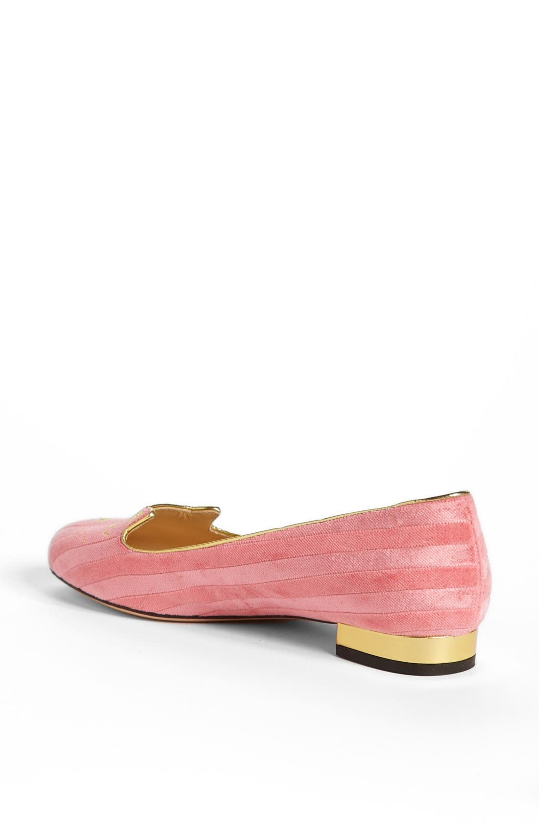 Alternate Image 2  - Charlotte Olympia 'Kitty' Flat