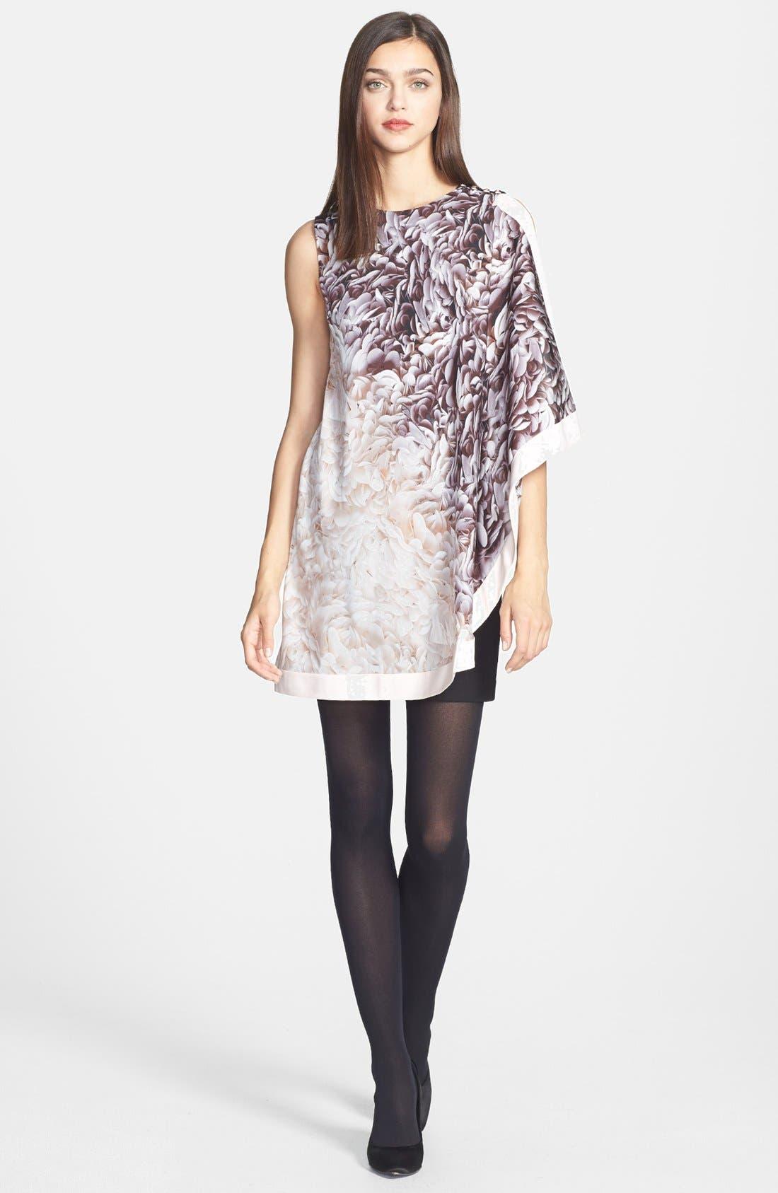 Alternate Image 1 Selected - Ted Baker London Cascade Dress