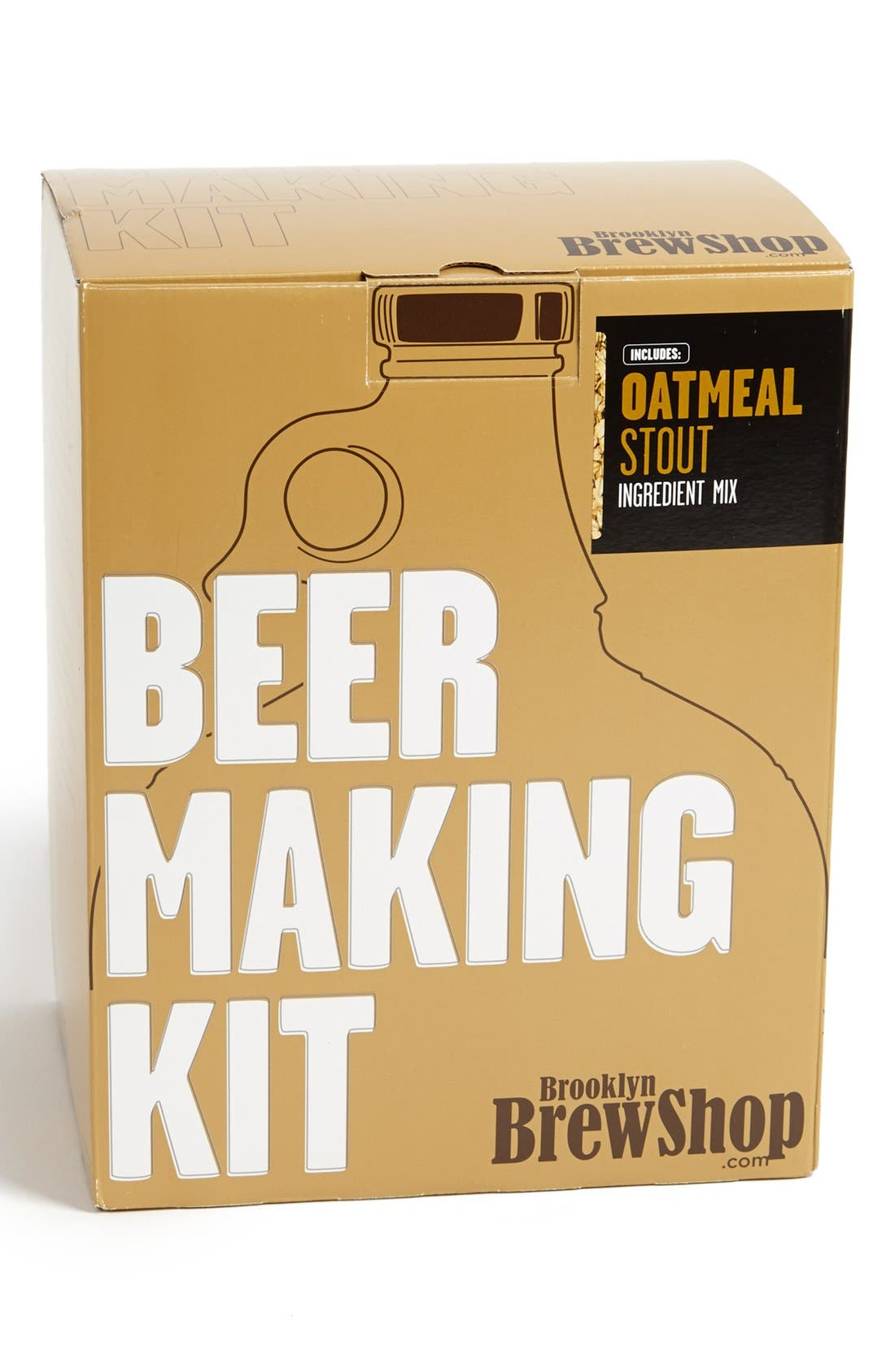 Main Image - Brooklyn Brew Shop 'Oatmeal Stout' One Gallon Beer Making Kit