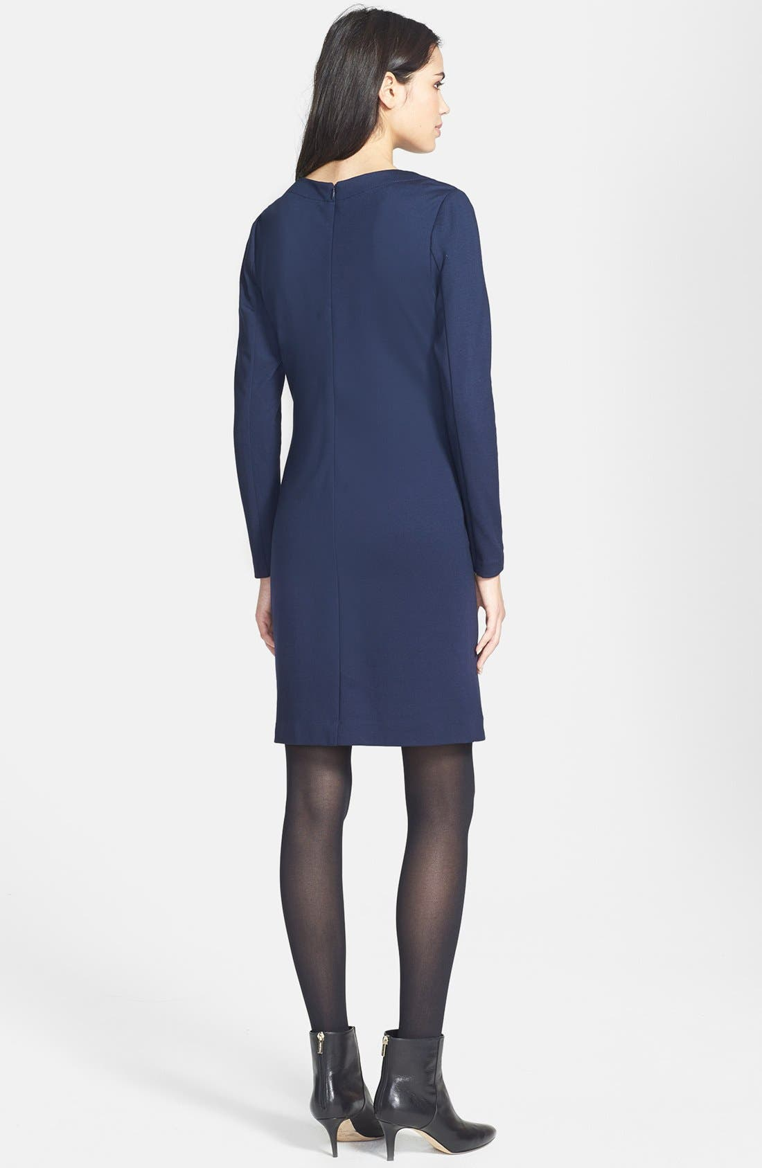 Alternate Image 2  - Trina Turk 'Camilla' Ponte Sheath Dress