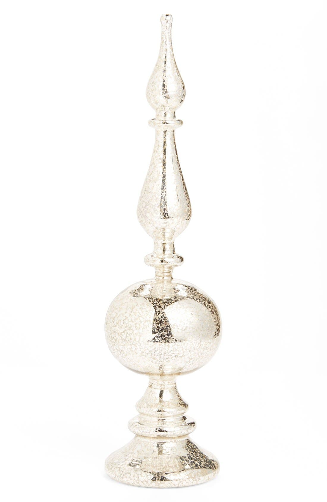 Main Image - K & K Interiors Mercury Glass Finial Tabletop Decoration