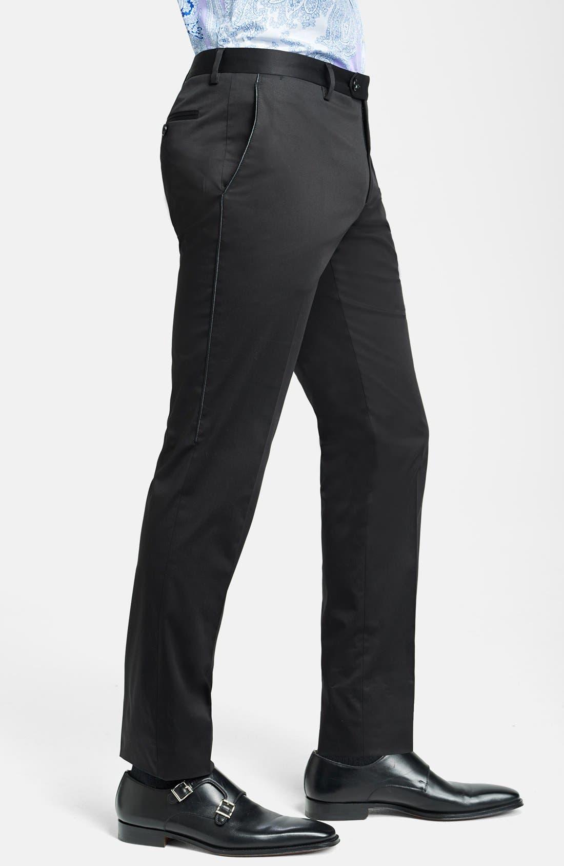 Alternate Image 3  - Etro Pipe Detailed Trouser Pants