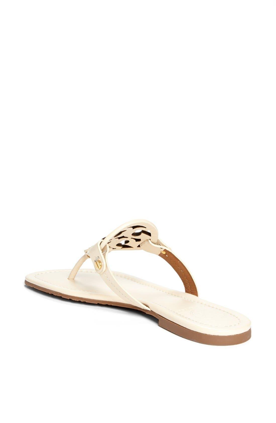Alternate Image 2  - Tory Burch 'Miller' Thong Sandal