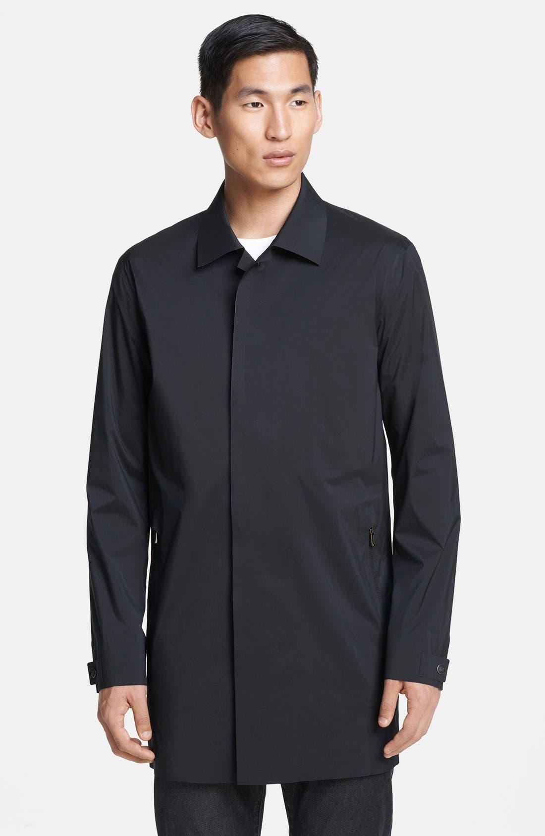 Alternate Image 1 Selected - Zegna Sport Packable Water Repellent Raincoat