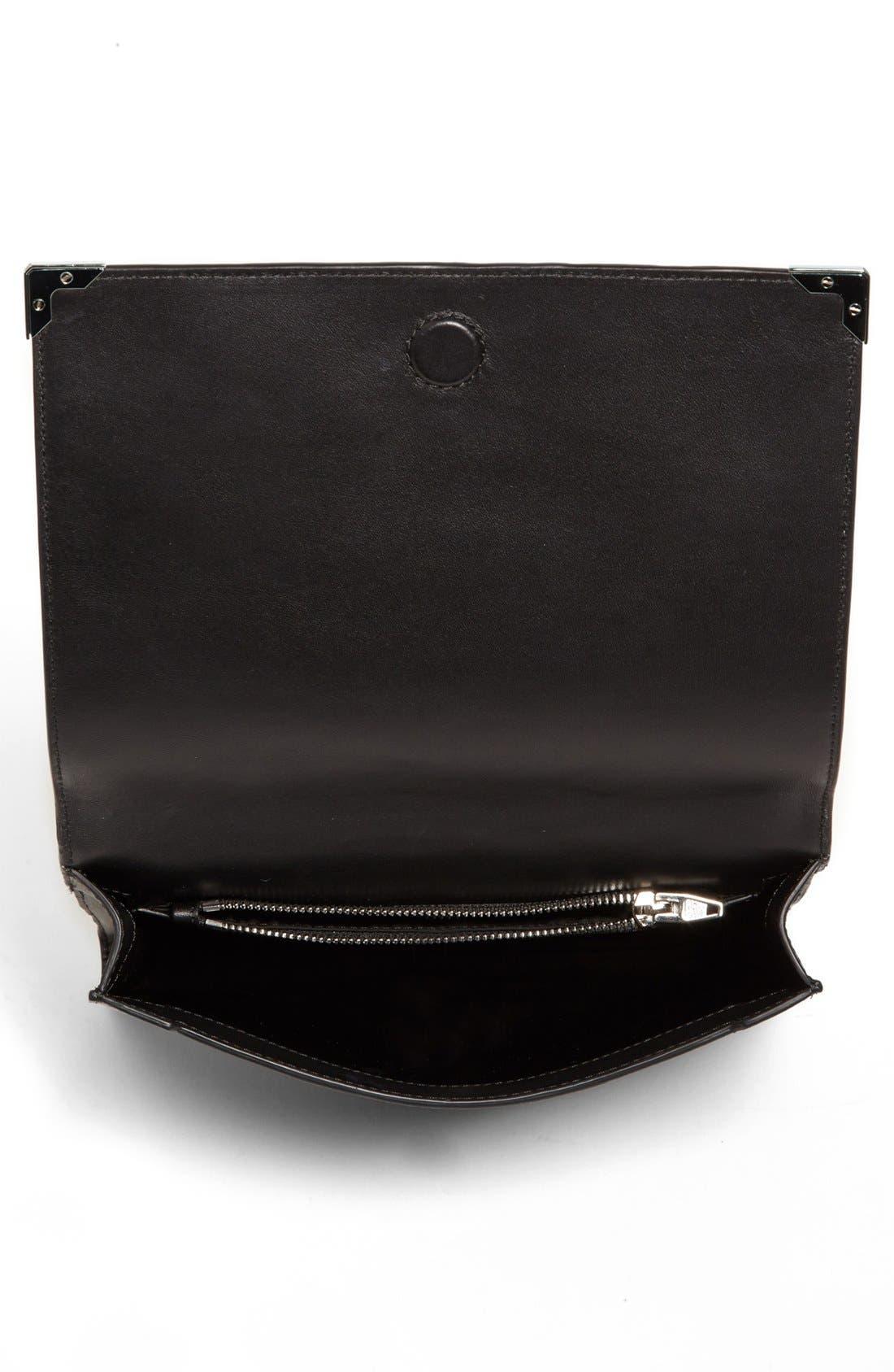 Alternate Image 2  - Alexander Wang 'Prisma' Genuine Snakeskin & Leather Crossbody Bag