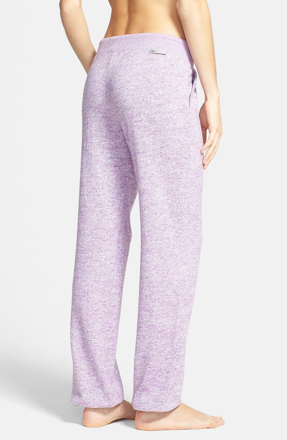 Alternate Image 2  - UGG® Australia 'Kulev' Slub Knit Pants