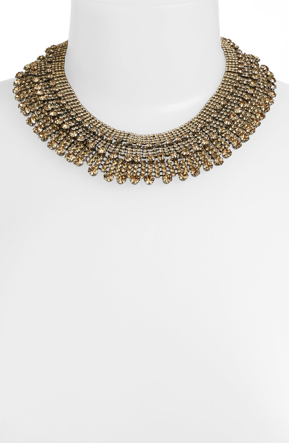 Alternate Image 2  - Cara Tiered Collar Necklace