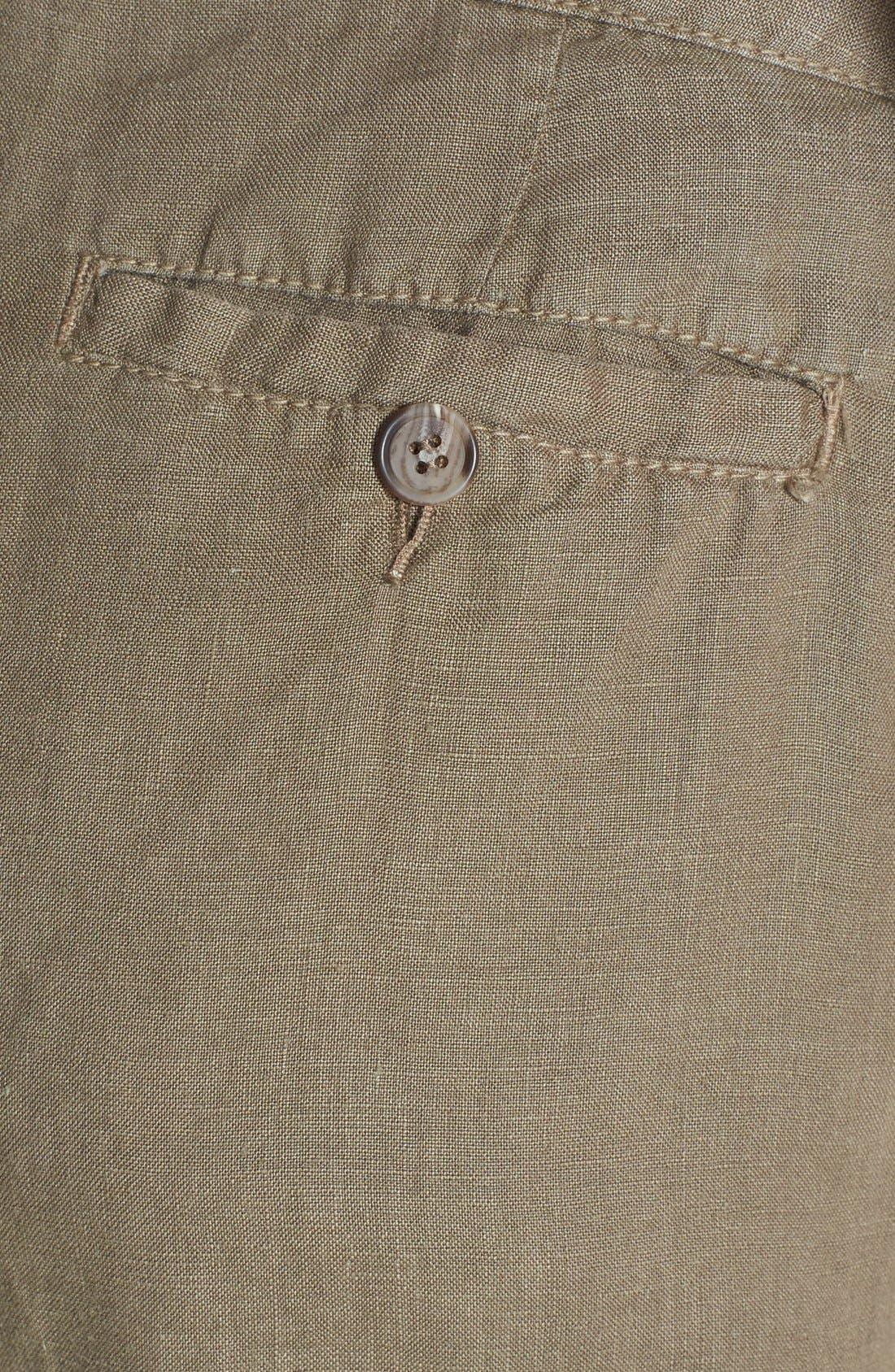 Alternate Image 3  - Joie 'Farrow' Linen Shorts