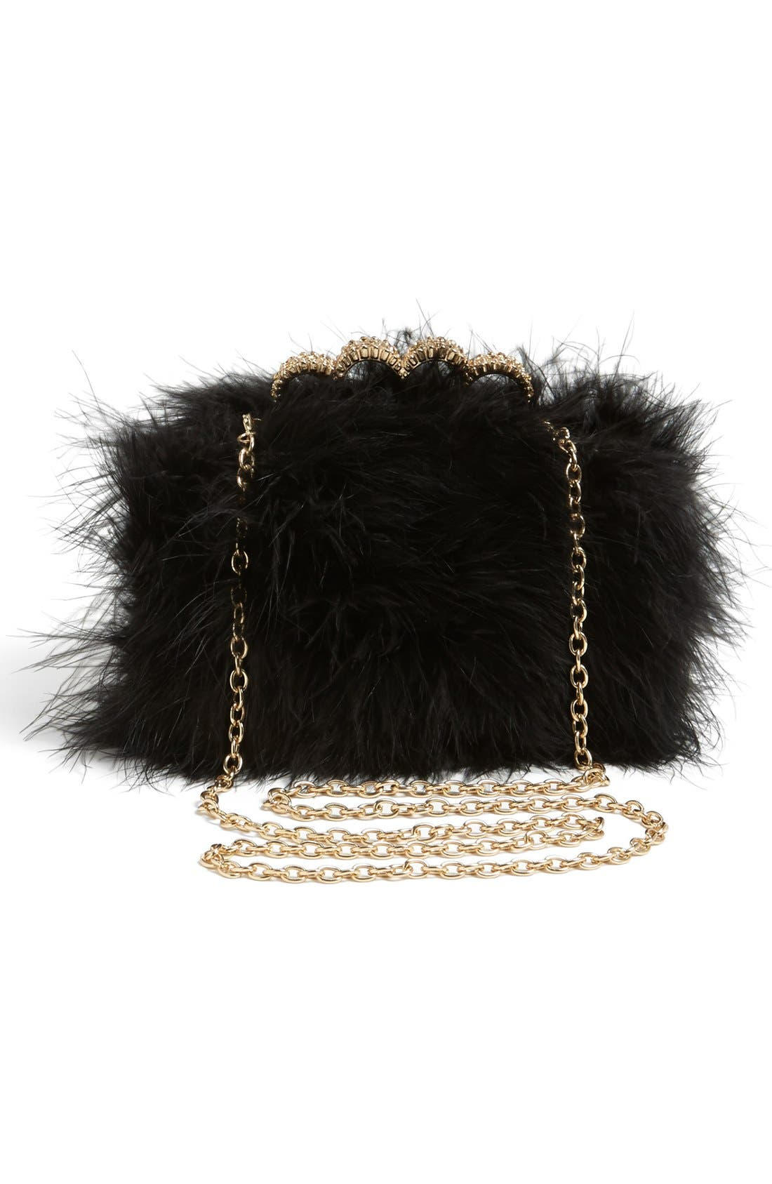 Alternate Image 5  - BCBGMAXAZRIA 'Quinn' Clutch