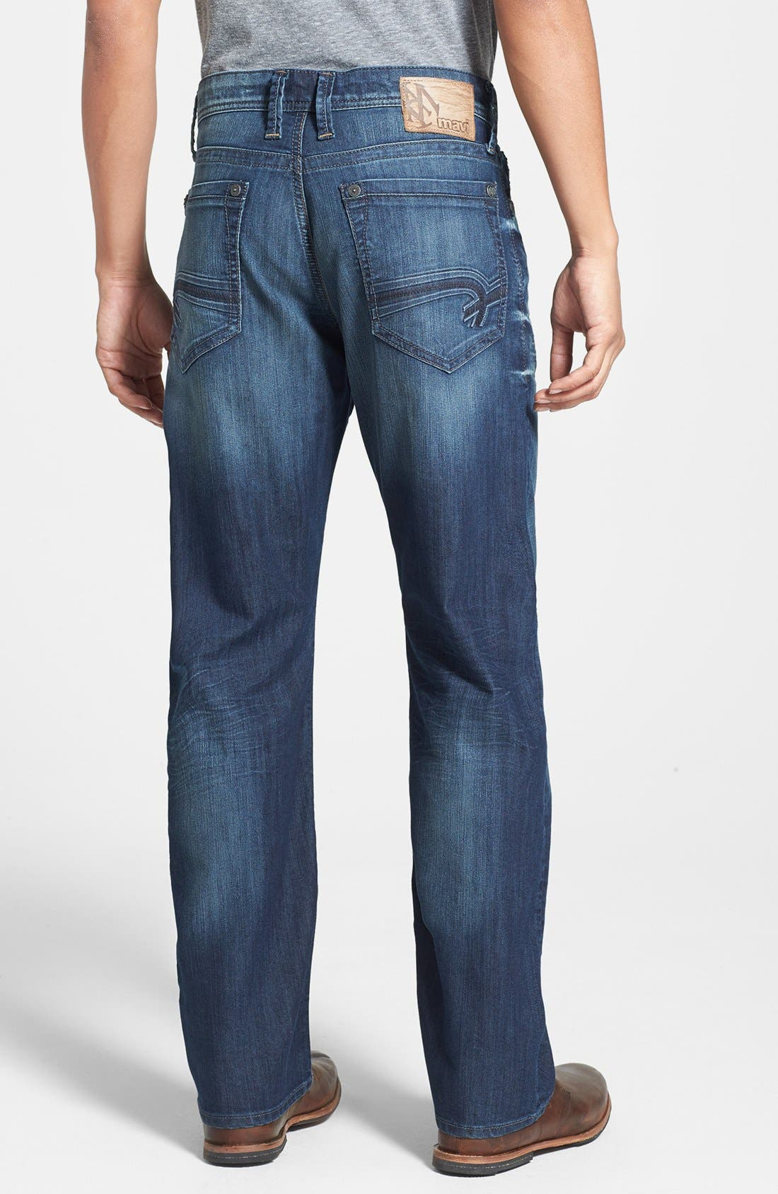 Mavi Jeans 'Matt' Relaxed Fit Jeans (Deep Montana)