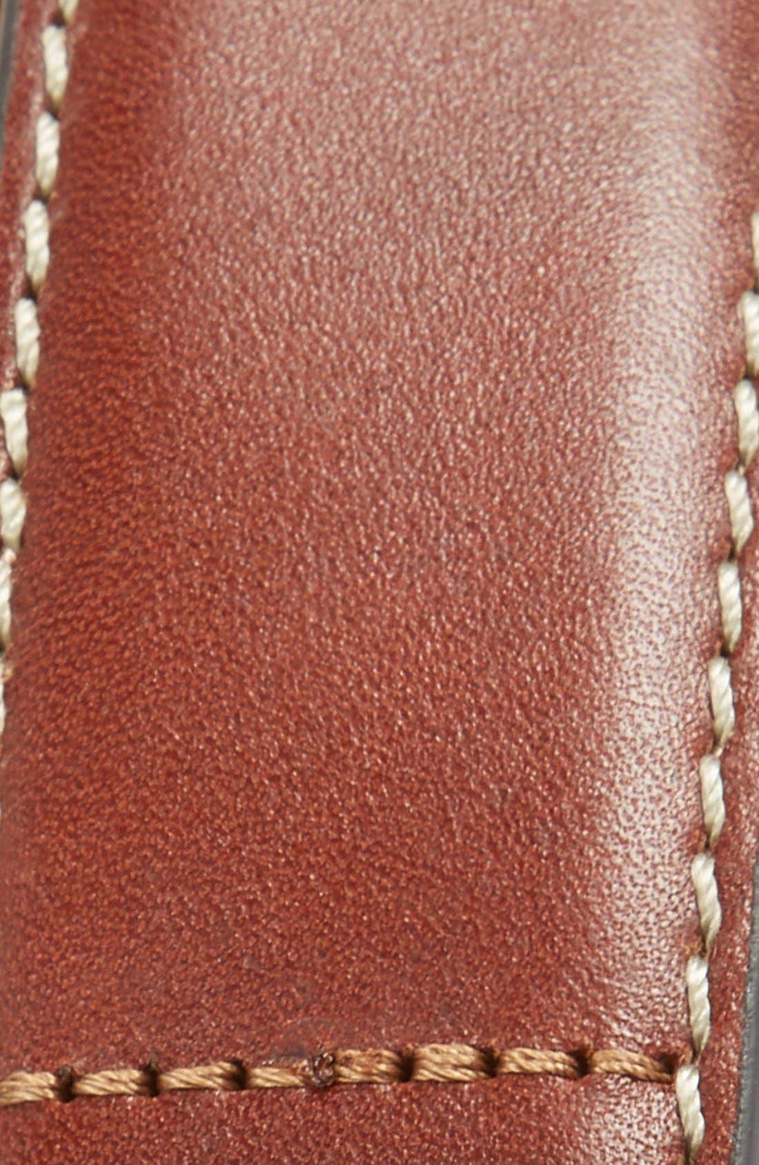 Alternate Image 2  - Trafalgar 'Montana' Leather Belt