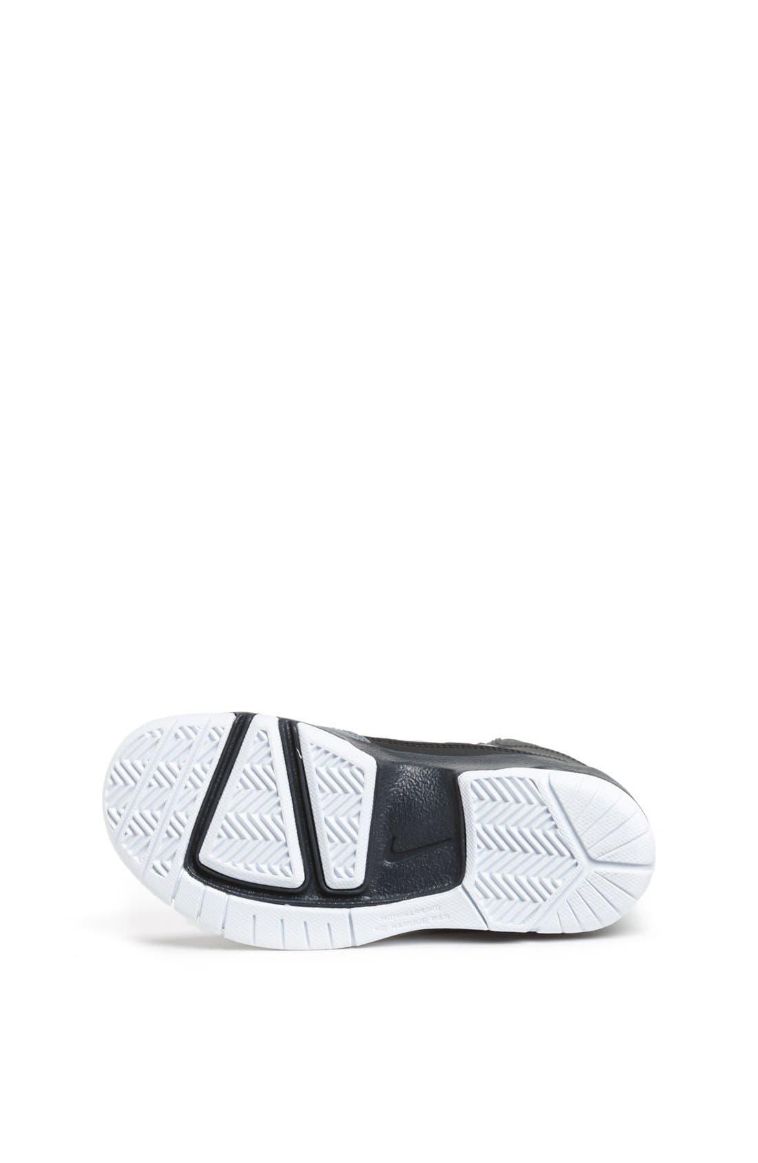 Alternate Image 4  - Nike 'Stutter Step' Basketball Shoe (Toddler & Little Kid)