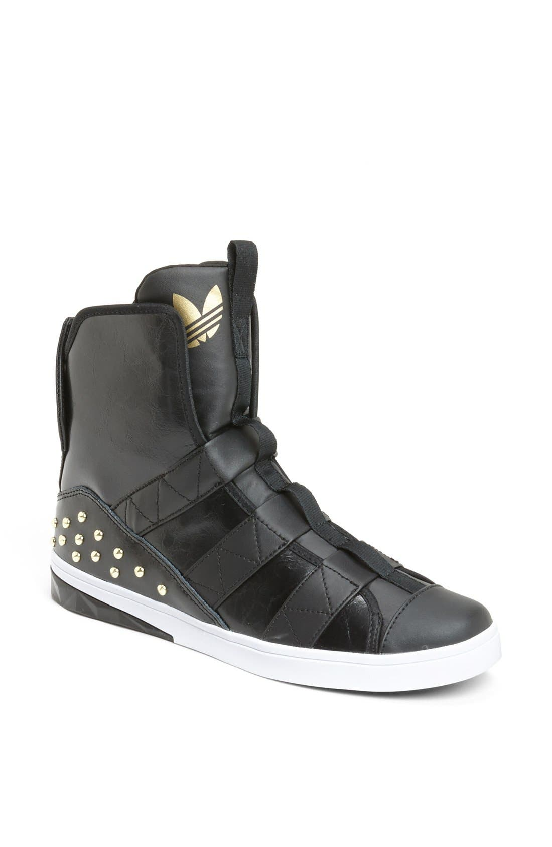 Alternate Image 1 Selected - adidas 'Chic High' Sneaker (Women)