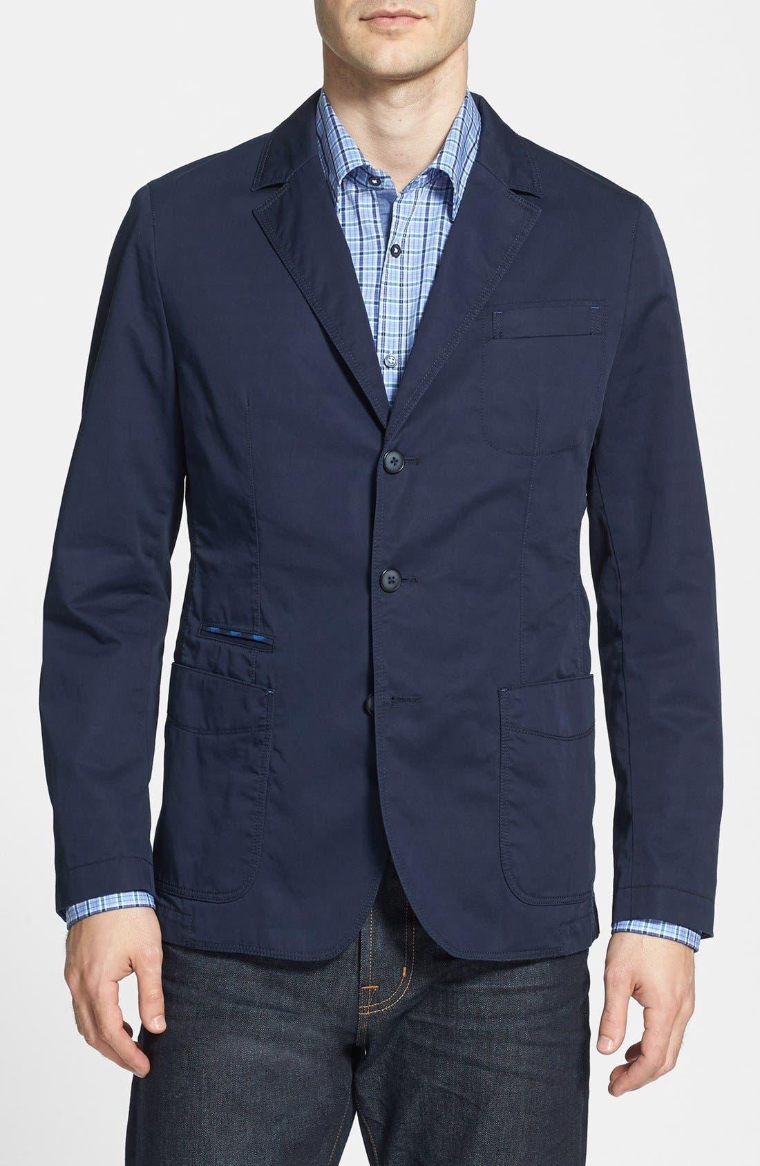 Alternate Image 1 Selected - BOSS HUGO BOSS 'Medvin' Regular Fit Sportcoat