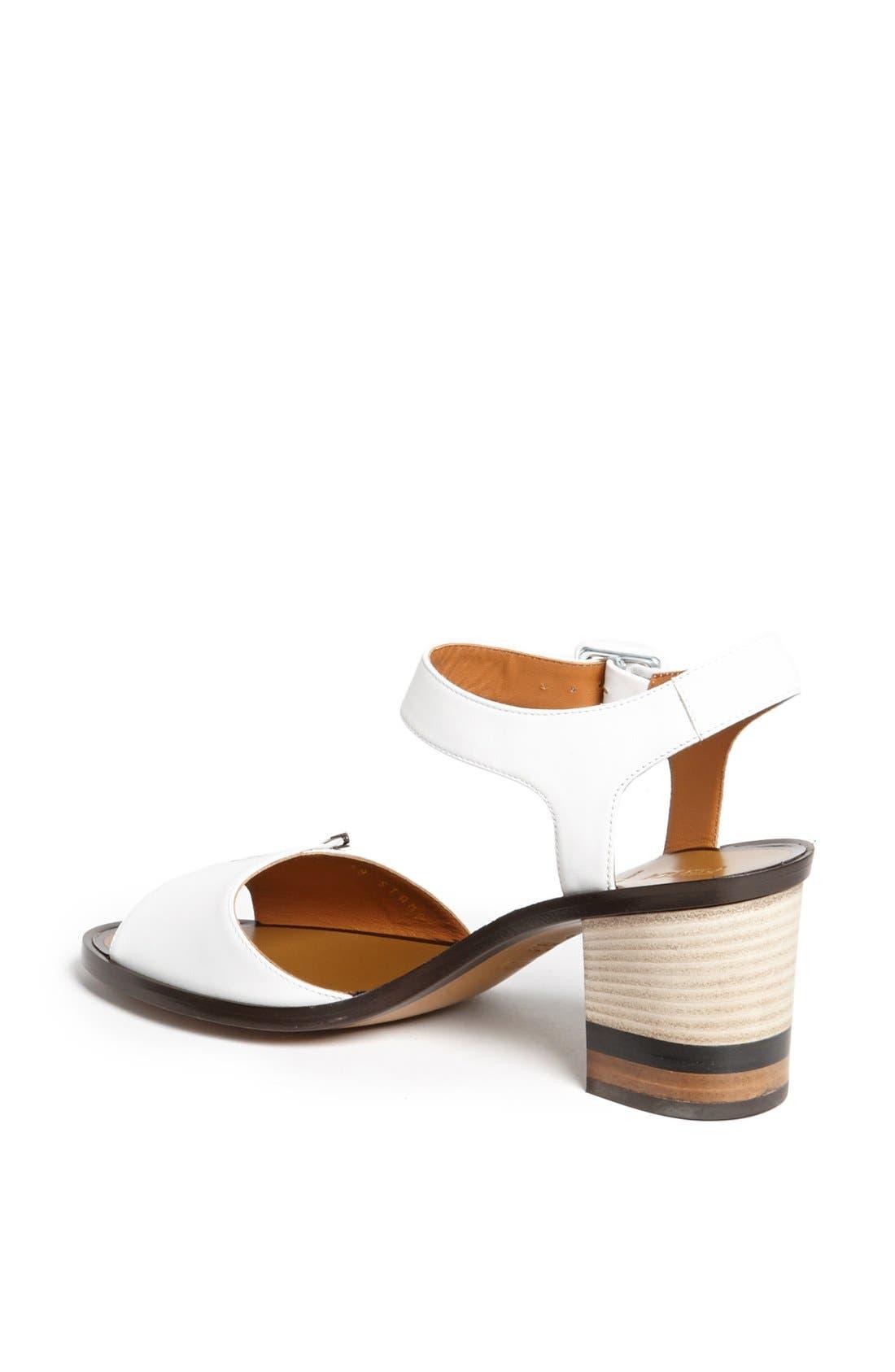 Alternate Image 2  - Fendi 'Demetra' Block Heel Sandal
