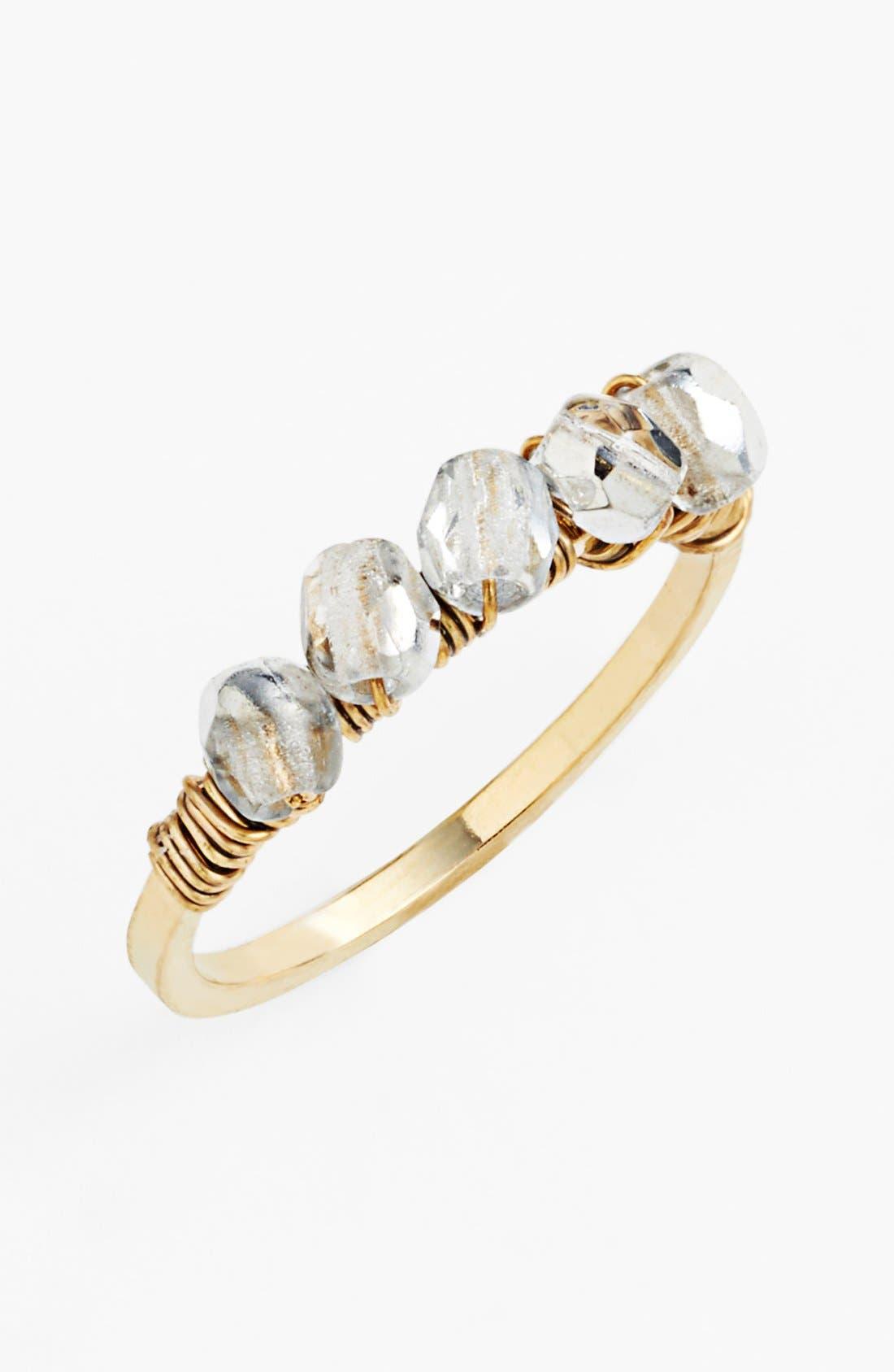 Alternate Image 2  - Bonnie Jonas Crystal Midi Ring