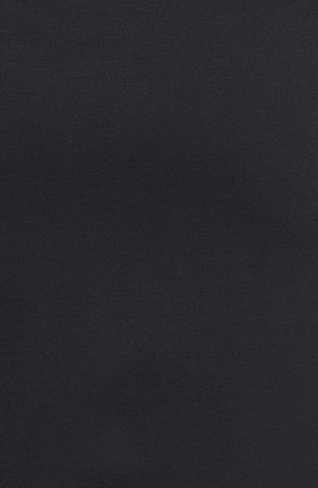 Alternate Image 3  - Ted Baker London 'Jamthun' Structured Peplum Cotton Blend Sheath Dress